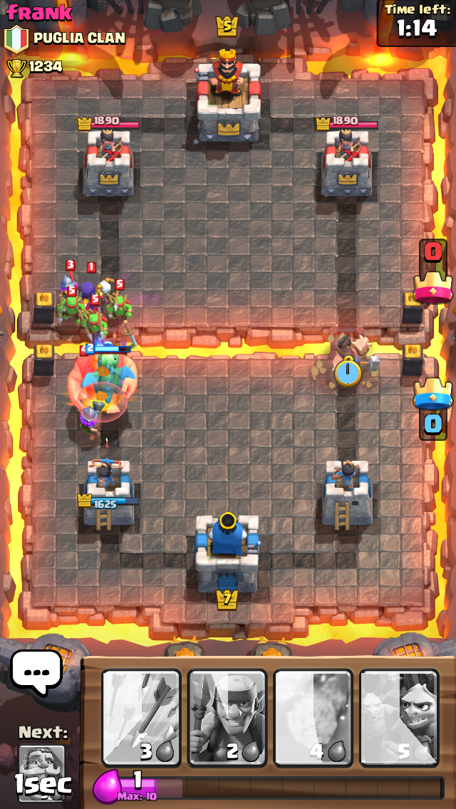 clash royale pc version
