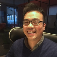 Hao Tong</br>Data Scientist